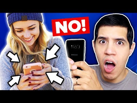 Why You Should NEVER SNOOP on Your GF/BF's Phone