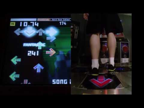 [ITG] Hold Your Colour marathon — 96.10% (unwatchable proof video)