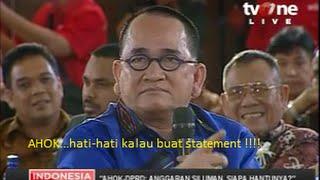 """ILC """"Anggaran Siluman DPRD DKI""""- Kritik Cerdas Rohut Sitompul Untuk DPRD DKI Dan AHOK"""