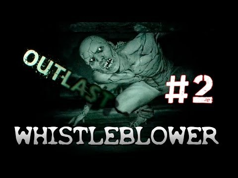 Play with Ch1ba - Outlast - Whistleblower - #2 Чиба рехнулась. Все нормально.