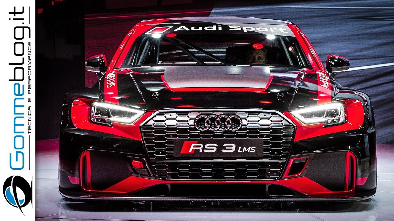 Audi A3 Sport >> Audi RS3 LMS and Audi RS3 Sedan - The Beauty and The Beast ...