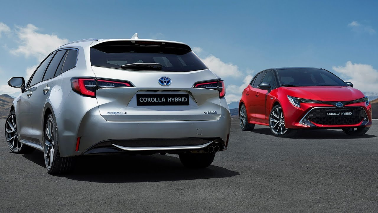 The All New Toyota Corolla Arriving 2019 Youtube