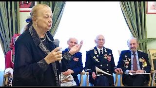 Наталья Суркова  дочь поэта  фронтовика А Суркова