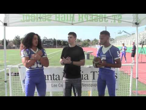 Lompoc High School Media Day