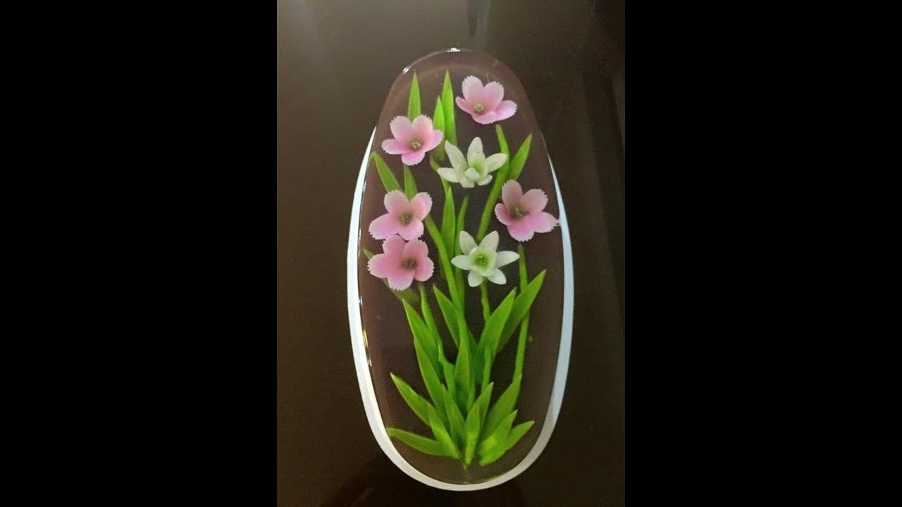 Hướng dẫn Làm cành cây cành hoa cho thạch 3d – Thạch 3D online & Free – HUYỀN ĐÀO