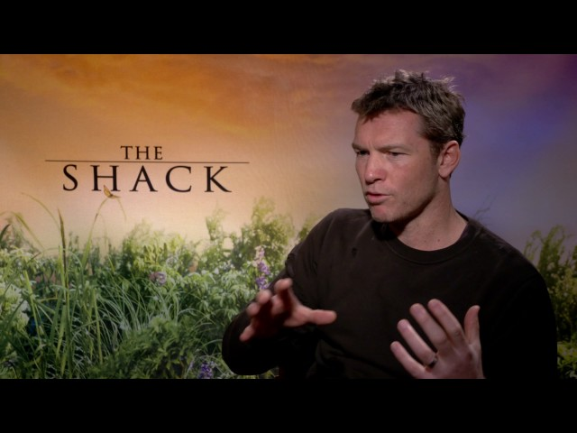 """The Shack"" BlackTreeTV Interview w/ Sam Worthington"