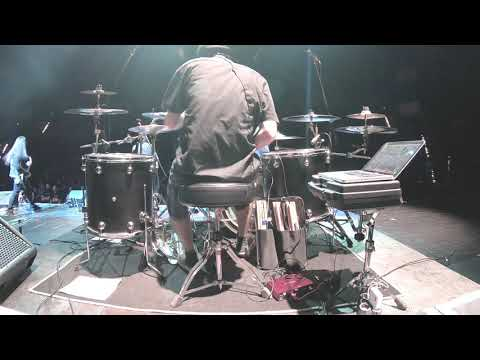 Bonzy Of Odd Crew - DeadMan's Eyes - Drum Cam (NDK, 03/07/19)