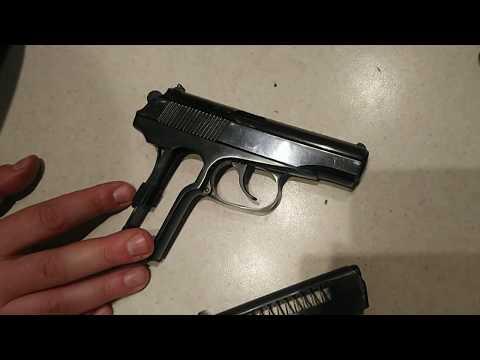 Лучший травматический пистолет - ПМР 9 мм