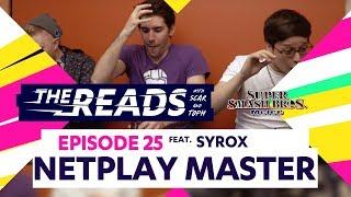 NETPLAY MASTER The Reads Episode 25 ft Syrox