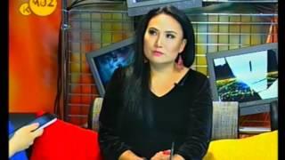 """Алып баруучу жана ырчы Назира Кадыева """"K.EFIR"""" программада!"""