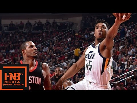 Houston Rockets vs Utah Jazz Full Game Highlights / Game 5 / 2018 NBA Playoffs