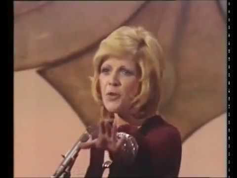 Eurovision 1971 Monaco Severine Un Banc Un Arbre Une Rue