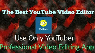 Professional  YouTuber Video Editing App For Android /Apps Review 2018