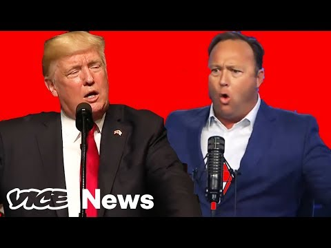 11 Times Donald Trump Sounded A Lot Like Alex Jones