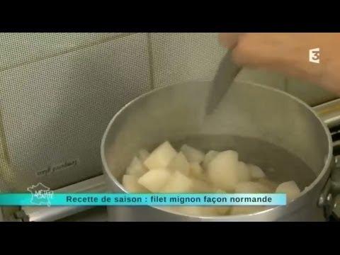 recette-de-saison:-filet-mignon-à-la-normande