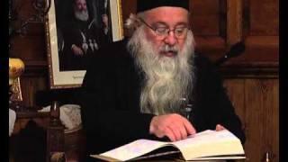 Περί Θείας Κοινωνίας (μέρος 1/2) - Γέροντα Πορφυρίου