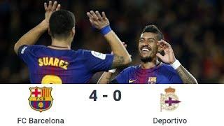 Season 20172018 FC Barcelona - RC Deportivo la Coruna - 40