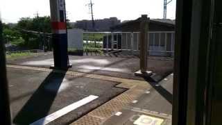 【FHD】東武東上線 発車メロディーを鳴らさない車掌 thumbnail