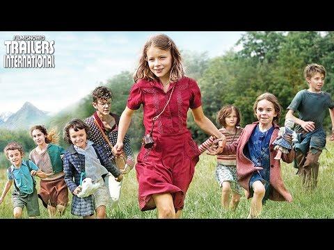 Fanny's Journey   International Trailer - Léonie Souchaud Movie [HD]