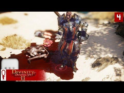 MIGO - Divinity Original Sin 2 Gameplay Part 4 - [Coop Multiplayer]