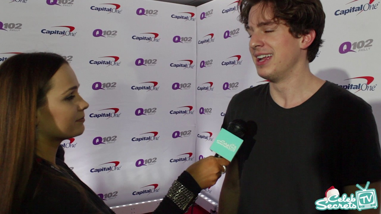 Charlie Puth Interview: Q102 Philly Jingle Ball 2016