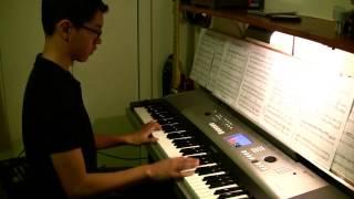 Ryan, Piano (Iron Butterfly, In-A-Gadda-Da-Vida)