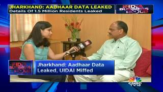 Aadhaar: The Fight For Privacy, UIDAI CEO Exclusive