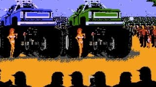 Bigfoot (NES) Playthrough - NintendoComplete