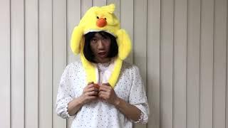 アイドル鳥越さんによく似てる人物を発見。靖子が声を当てたのよ。