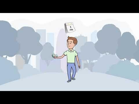 Создание мультфильма для страховой компании Макс
