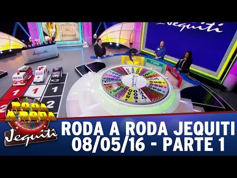 Roda a Roda Jequiti (08/05/16) - Parte 1