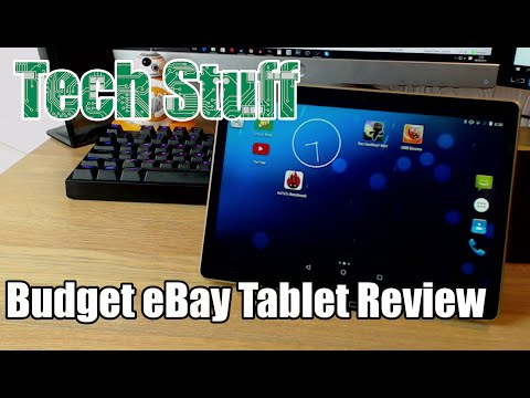 Budget eBay Tablet Review