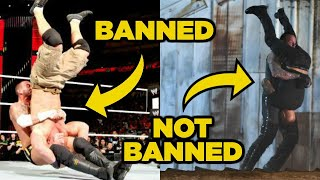 10 Best Exceptions To WWE Rules