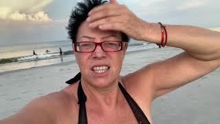 🔴 РИСКУЯ ЖИЗНЬЮ 🔴 с АЛЛОЙ молнии на пляже ФЛОРИДА США 22.06.2019