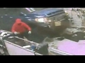 Thieves use pickup truck to smash through wall of gun store