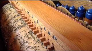 La mágica tradición del Organillo