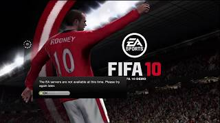 FIFA 10 Gameplay (HD)