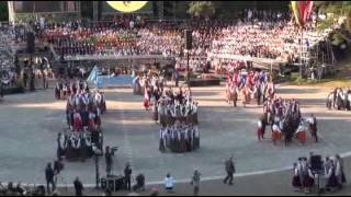 Gaudeamus  XVI. Программа Балтии.