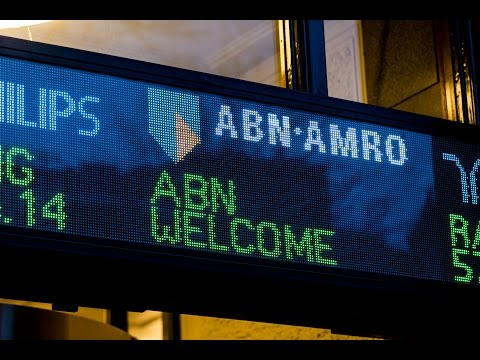 Euronext Amsterdam welcomes ABN AMRO
