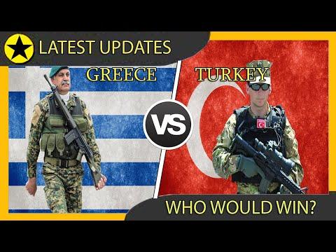 Greece vs Turkey Military Power Comparison 2020