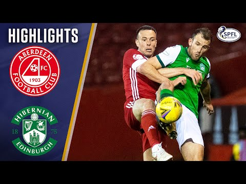 Aberdeen Hibernian Goals And Highlights