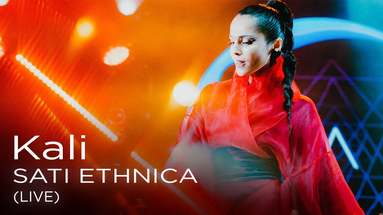 Download Sati Ethnica - Kali (live from 1930, Moscow, 14/05/2021)
