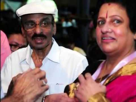 Actress Seema With Family