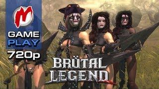▶ Brutal Legend - Начало игры