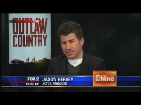 Jason Hervey and 'Outlaw Country'