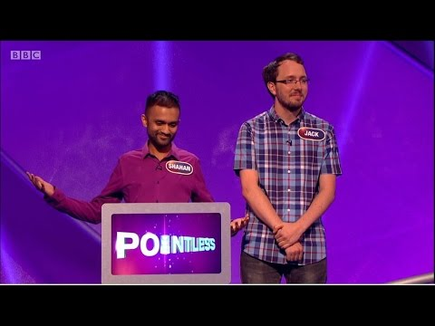 Pointless - Series 15 Episode 54