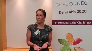 Dementia 2020 Conference - Kathryn Smith Interview