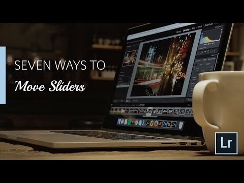 Quick Tip: 7 Different Ways to Move the Sliders in Lightroom