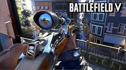 Battlefield 5 Multiplayer Gameplay PC