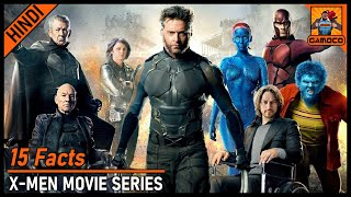15 X-Men Movies Facts [Explained In Hindi] || Movie VS Comic Difference ?? || Gamoco हिन्दी